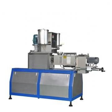 Automatic Twin-Screw Double Screw Corn Flakes Food Extruder Machine Processing Line