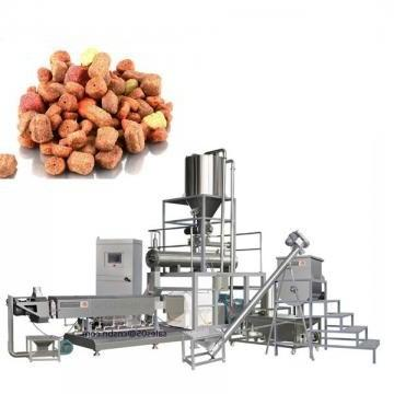 Pet Dog Cat Bird Fish Food Pellet Extruder Machine Production Line