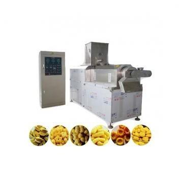 puff snack food making machine puff snack making extruder