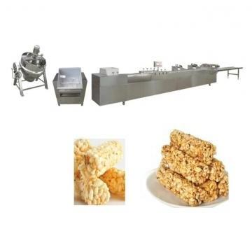 Food Making Puffed Rice Corn Puff Mini Soybean Extruder Snack Machine