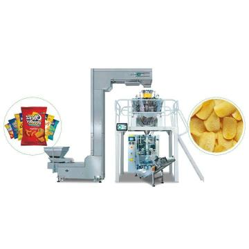 Automatic Apple/Banana/Potato Chips Sachet Packaging Machine