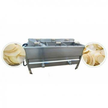 Linear Fried Snacks Potato Chips Vibrating Sieve Screening Machine