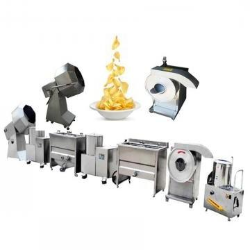Commercial Used High Quanlity French Fries Sticks Crisps Making Machine