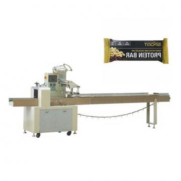 Pillow Type Horizontal Biscuit Packing Machine Cookies Chocolate Bar Pillow Packaging Machine for Sales