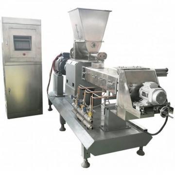 Corn Puffed Snacks Breakfast Cereals Processing Machine