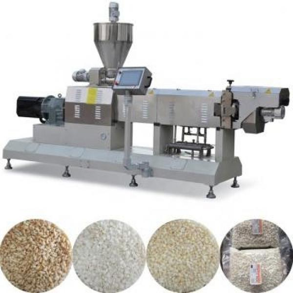 Nutrition Instant Rice Extrusion Making Machine Production Line