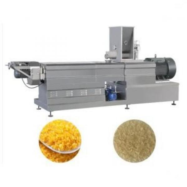 Twin Screw Extruder Automatic Thin and Long Nutritional Artificial Rice Production Line