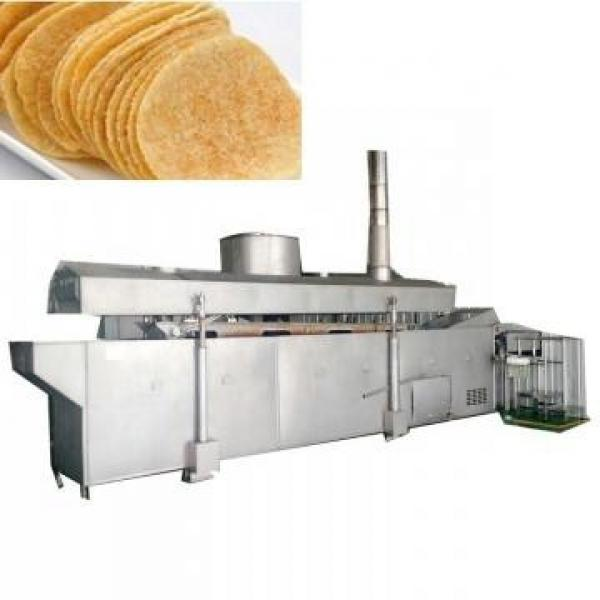 Inflating Snacks Pellet Chiops Food Making Machinery