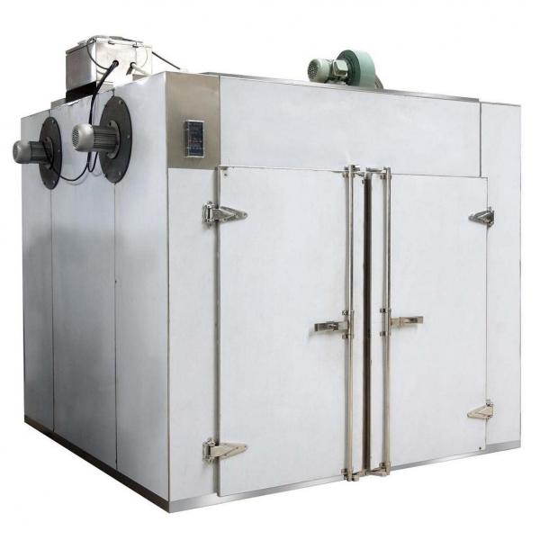Water-Cooled High Temperature Freezing Dryer Drying Machine 45nm3/Min