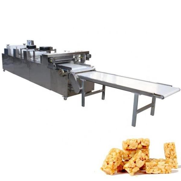 Healthy Snack Nutrition Chocolate Oat Bar Molding Making Machine