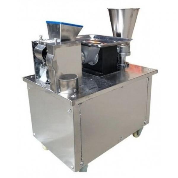 Automatic Commercial Four Heads Snack Food Pizza Cone Making Machine