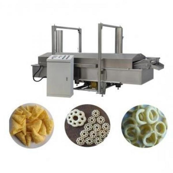 Automatic Extruded Biscuit Ball Snack Food Making Machine