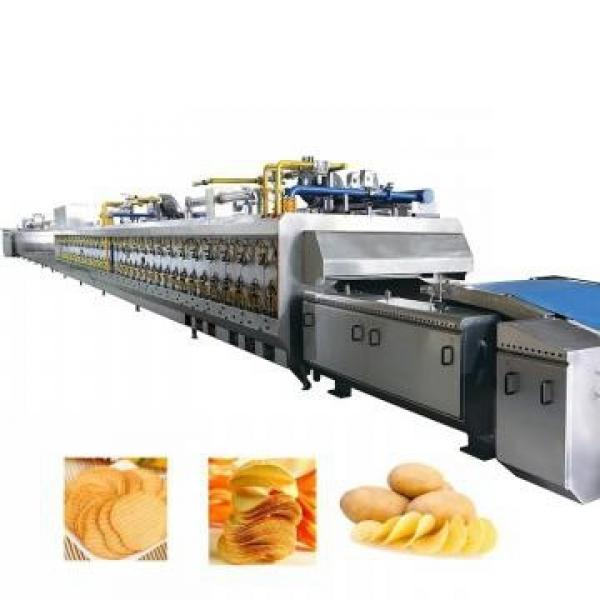 Commercial Industrial Automatic Puffing Food Puff Snacks Popping Making Machine