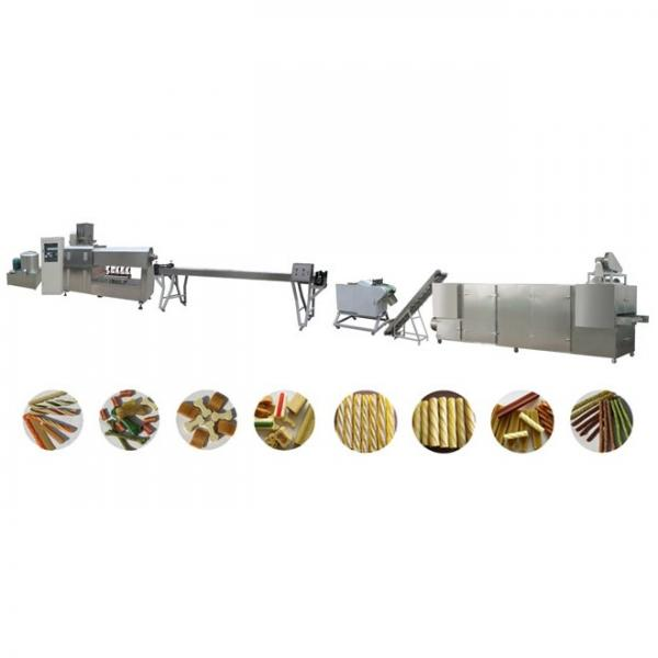 Stainless Steel Extruded Dog Food Production Line