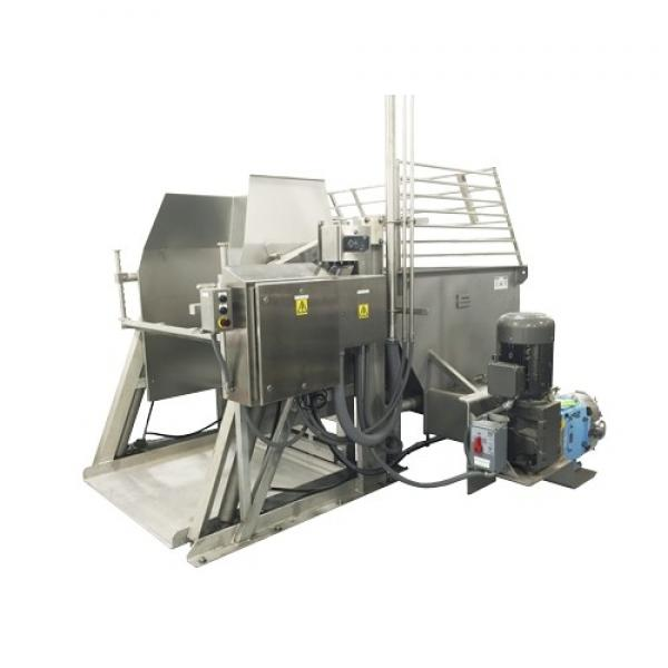 Stainless Steel Pet Food Extruder Machine Dog Cat Food Production Line