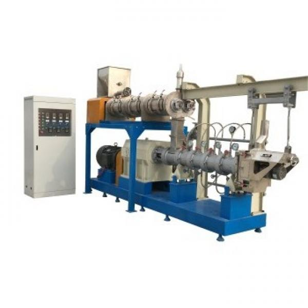 Tilapia Feed Making Fish Food Extrusion Machine