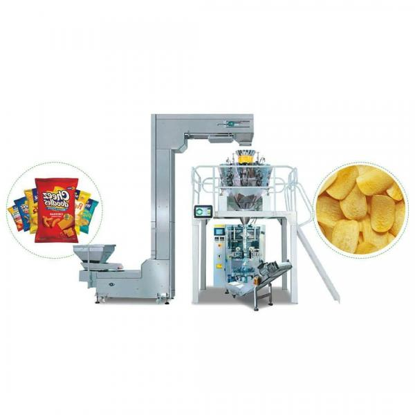 Dried Fruit/Peanuts/Beans/Candy/Nuts/Puffed Foods/Potato Chips Automatic Packaging Machine Filling Packing Machinery