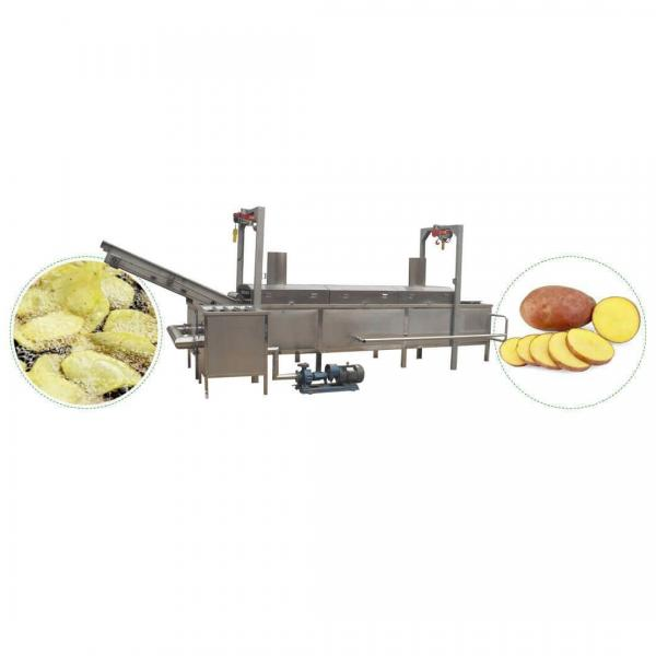Premade Pouch Bag Rotary Vacuum Packing Packaging Pack Machine for Potato Chips