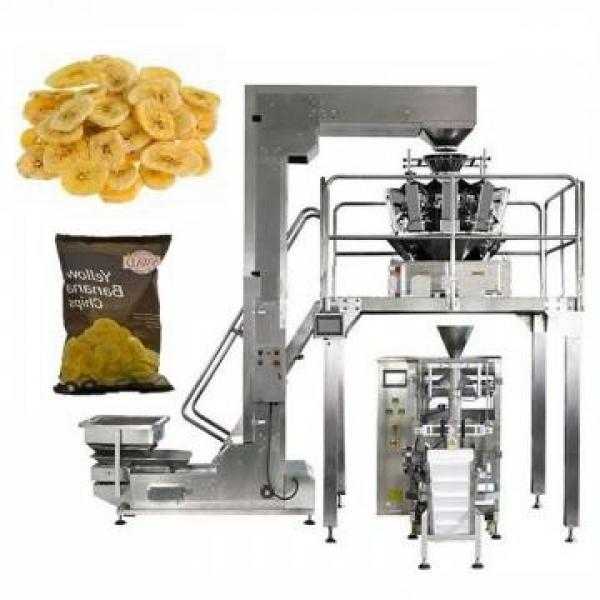 automatic high efficiency frying potato chips snack food machine