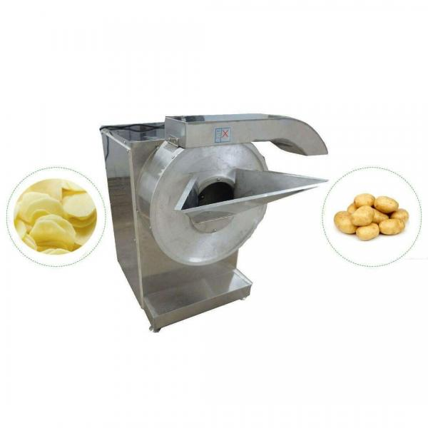 High Automatic Industrial Frying Potato Chips Machine