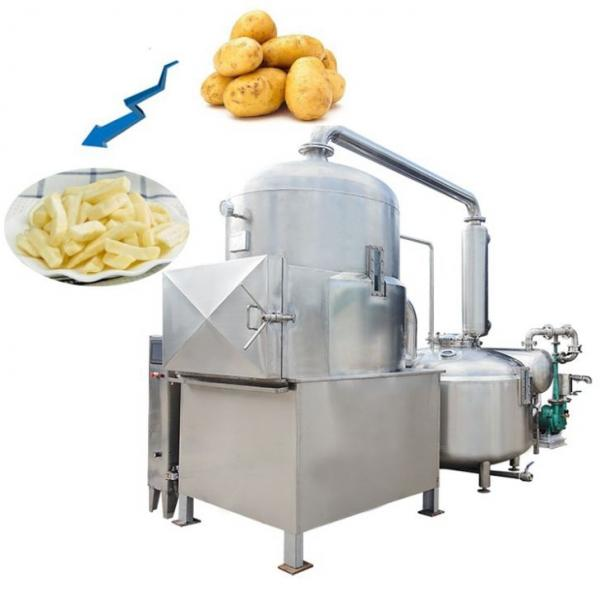 Actomatic Frying Machine/ Kitchen and Potato Chips Processing Equipment