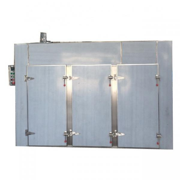 Industrial Tunnel Type Microwave Herb Fixation Dandelion Fixing Machine