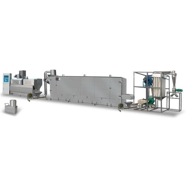 Professional Nutrition Artificial Rice Making Machine Artificial Rice Production Line