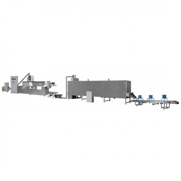 Popular and Industrial Stainless Steel Instant Nutrition Powder Production Line
