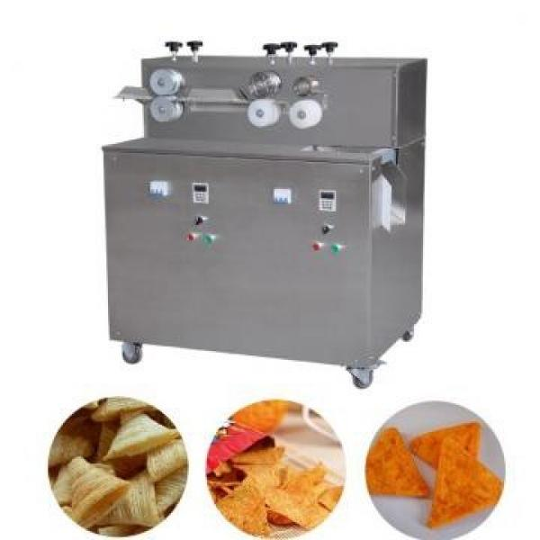 Fully Automatic Ce Inflating Puff Corn Chips Snack Machine