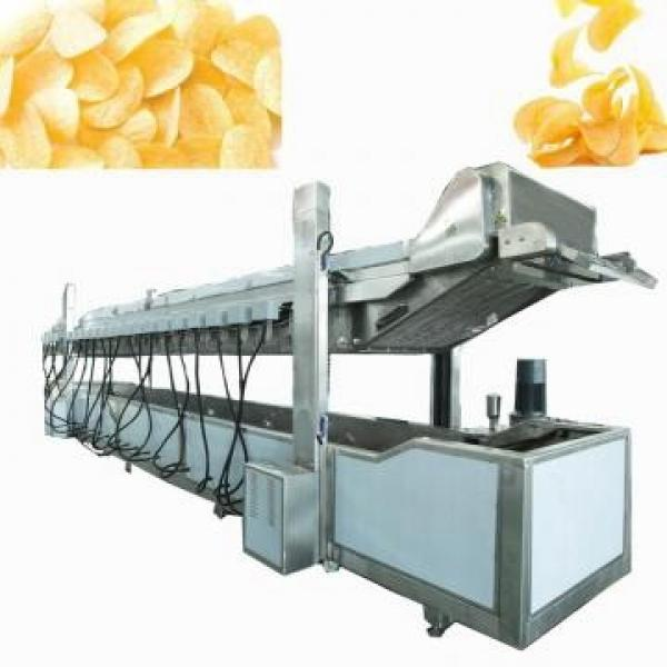 Automatic Frozen French Fries Making Machine with CE ISO 9001