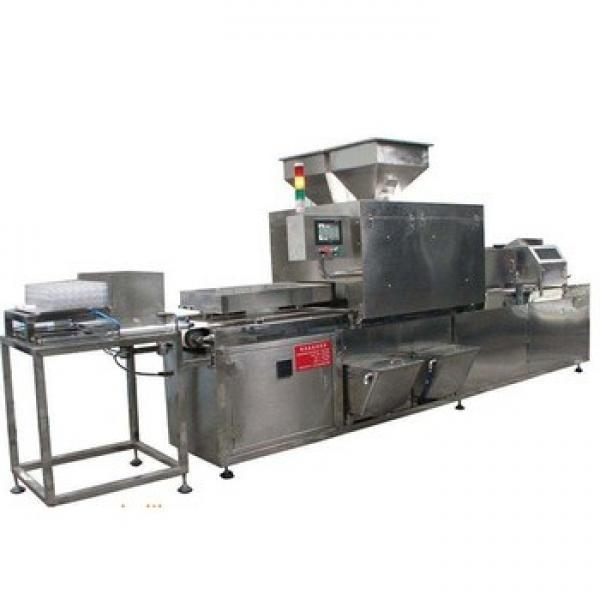 Automatic Oatmeal Chocolate Cereal Energy Bar Forming Machine