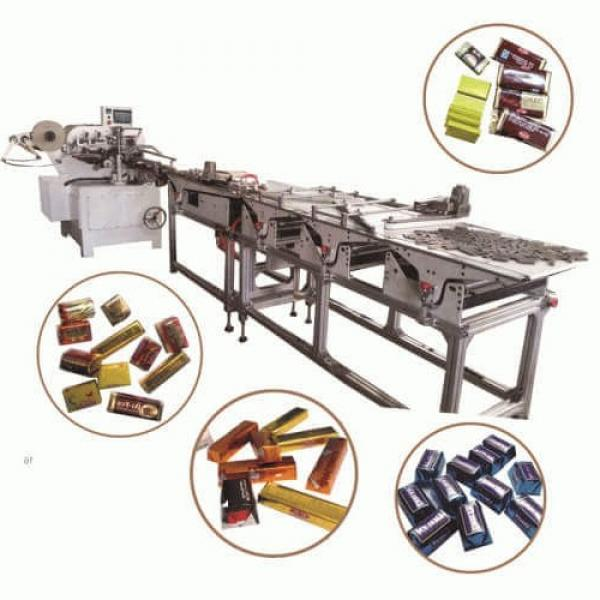 Semi-Automatic Durian Center Filling One Shot Chocolate Moulding Machine