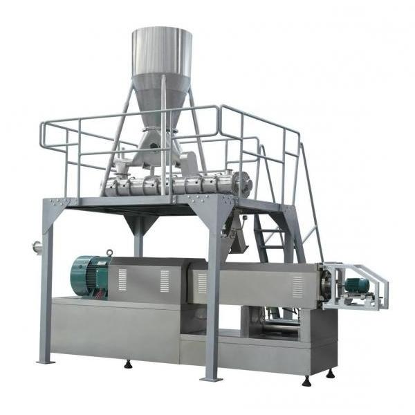 Fully Automatic Walnuts Snack Food Packaging Machine for Pet Cans