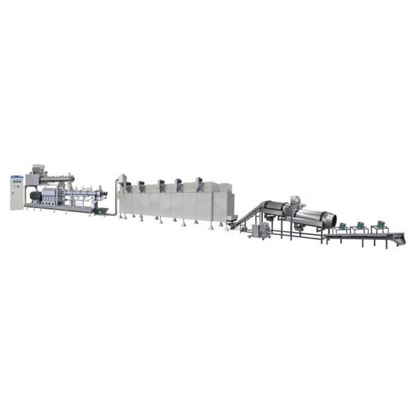 Floating Fish Feed Extruder Machine Poultry Feed Making Process Mill