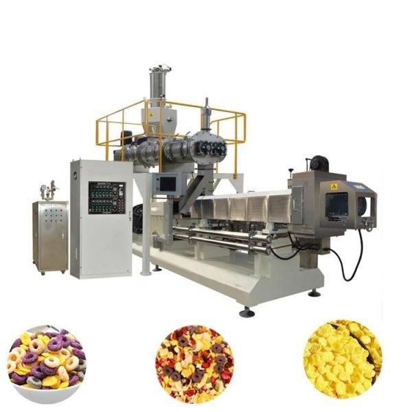 Breakfast Cereal Production Line Price
