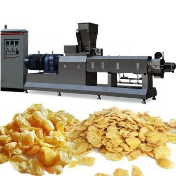 New Technology Breakfast Cereals Production Corn Flakes Manufacturing Line
