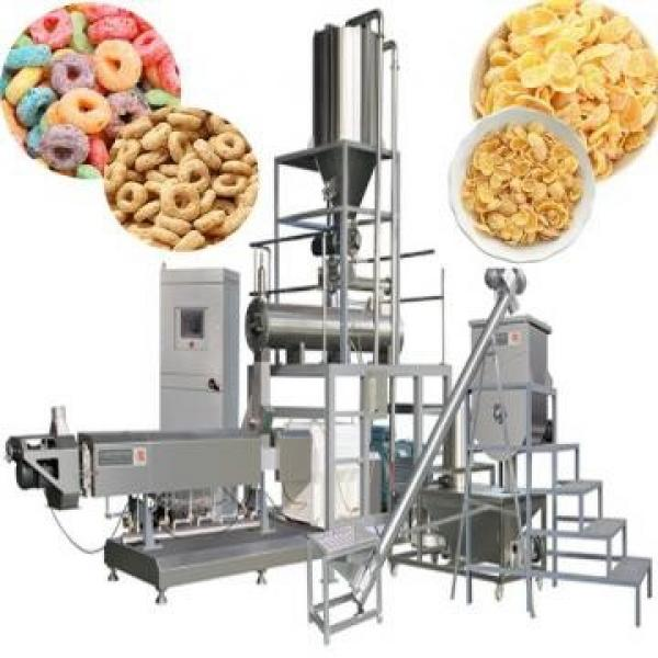 Corn Flakes Making Machine Breakfast Cereals Production Line