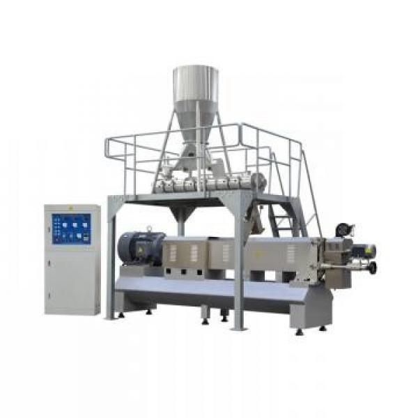 Hiigh Efficiency Corn Flakes Making Machine Breakfast Cereals Production Line