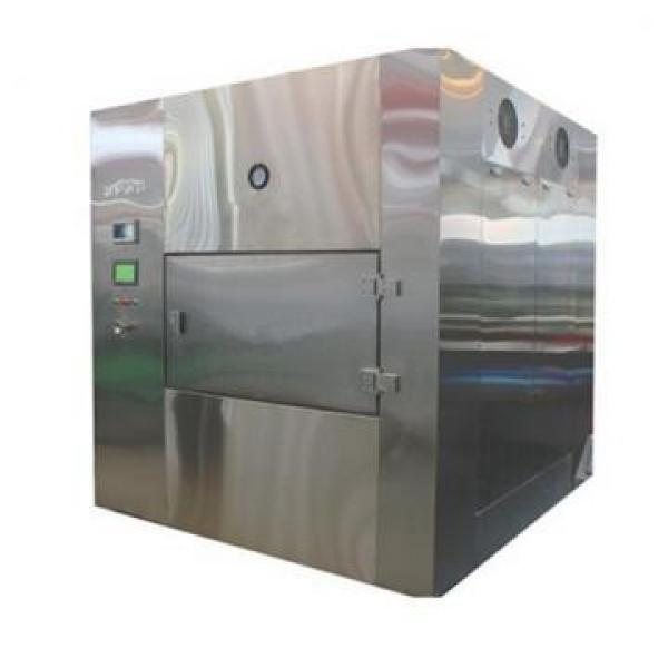 Competitive Price Bean Curd Stick Microwave Drying Sterilization Equipment