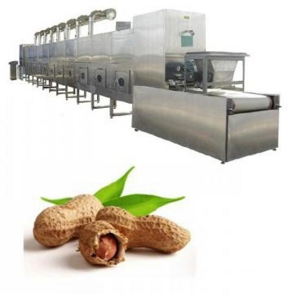 Tunnel Spice Curry Fenugreek Powder Industrial Drying Sterilization Microwave Equipment