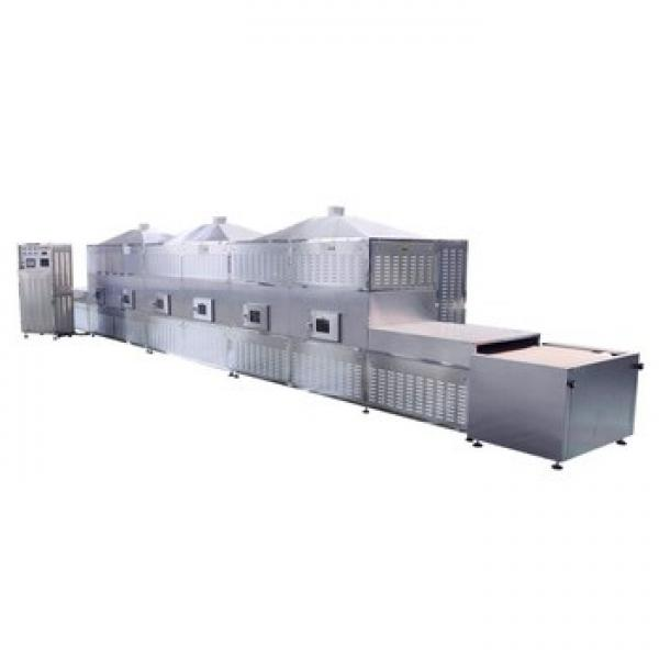 Industrial Microwave Chemical Drying Curing Sterilization Machine Equipment