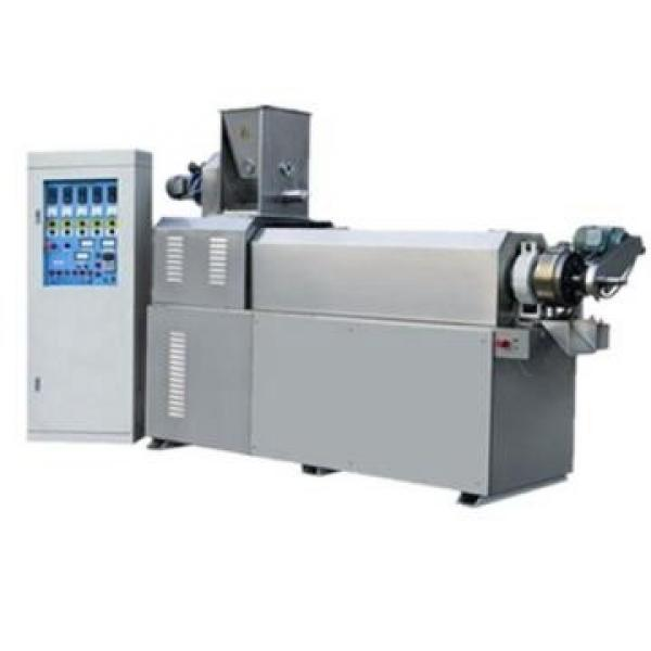 Puff Core Filling Snacks Food Manufacturing Extruder