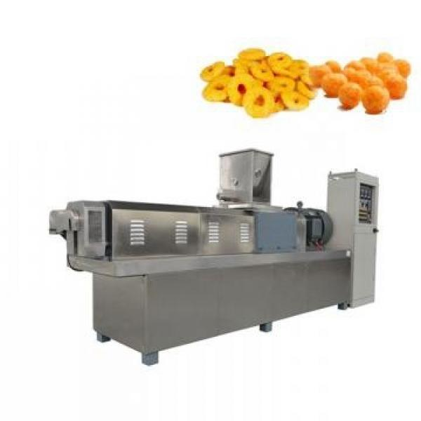 Puff Snacks Food Processing Extruder
