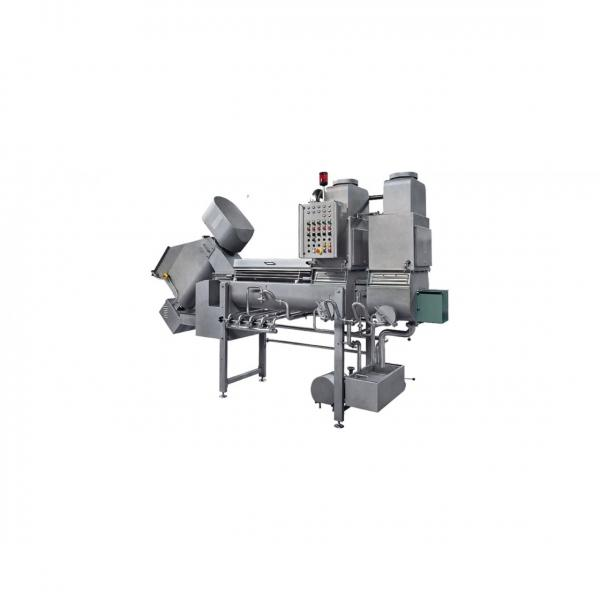 Automatic Commercial Industrial Single Screw Extruder Macaroni Pasta Making Machine