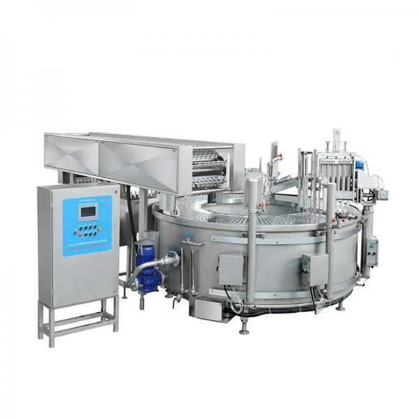 automatic core filling puffed snack food pillow making equipment