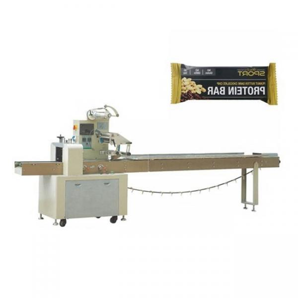 Full Automatic Lollipop Candy Packaging Chocolate Beans Sealing Packing Machine
