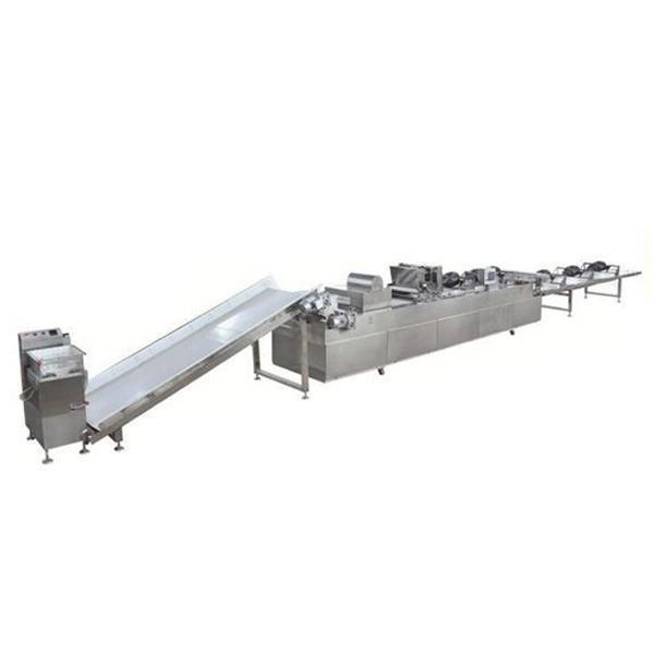Automatic Pillow Type Horizontal Biscuit Packing Machine Cookies Chocolate Bar Pillow Packaging Machine