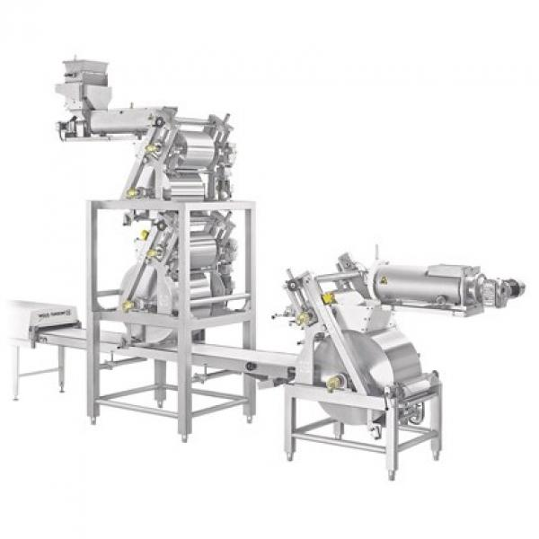 Bg Automatic Feeding Line Vacuum Packing Flow Pack Packaging Machine for Manufacturing Plant