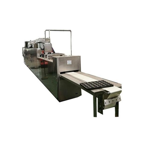 High Quality Chocolate Bar Foil Wrapping Machine