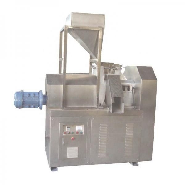 Twin Screw Extrusion Breakfast Cereal Making Machine